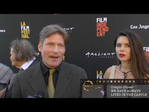2018 Los Angeles Film Festival  Carpet Chat with Crispin Glover