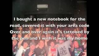 Man Overboard - World Favorite (lyrics)