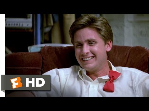 St. Elmo's Fire (1/8) Movie CLIP - What's the Meaning of Life? (1985) HD