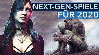 Diese Spiele sollen 2020 für PlayStation 5 & Xbox Series X wirklich noch rauskommen