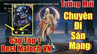 [Gcaothu] Trùm sát thủ mới Yena cơn ác mộng chuyên săn mạng - Gặp ngay Best Top 1 Maloch VN