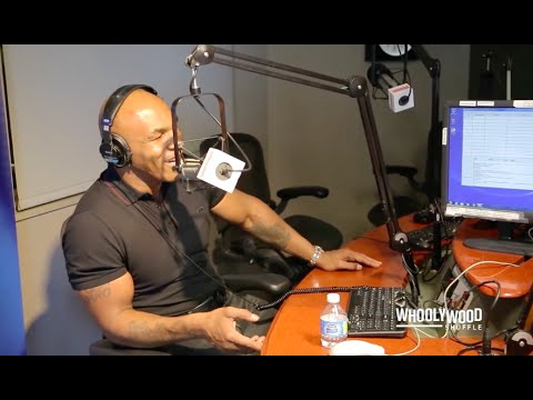 Mike Tyson Interview With DJ Whoo Kid, Shares A Crazy Tupac Story Before The Fame!