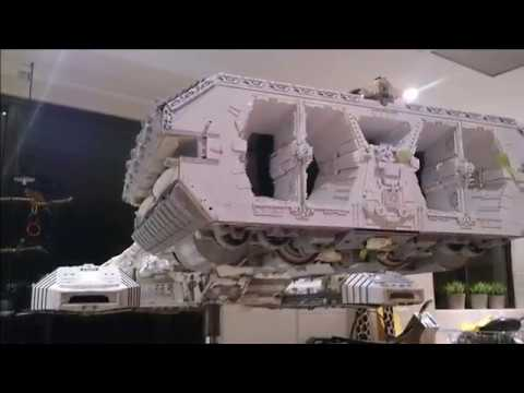 STUDIO SCALE GALACTICA BUILD - AUSTRALIA: PART TWO