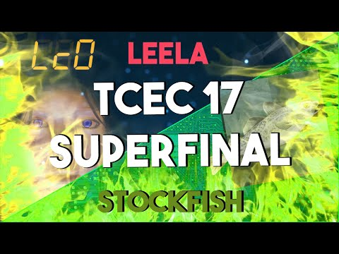 She Makes It Look Easy!  Leela Chess Zero vs Stockfish | TCEC 17 Superfinal Game 34