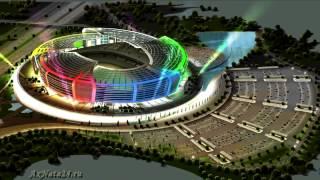 Азербайджан спортивный.Олимпийский комплекс в Астаре и моё пророчество Баку