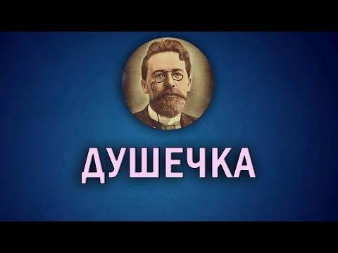 Душечка.  Рассказ Чехова.  Русская классика