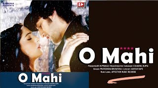 O MAHI | PRATEEKSHA & CHANDRA SURYA | LATEST HINDI SONG | AFFECTION MUSIC RECORDS