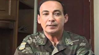 Ejército de Chile en estado de alerta
