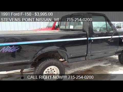 Ford F  Nite Edition For Sale In Stevens Point Wi