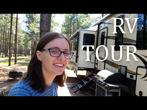 RV Tour & About Us - RV Fulltime Family