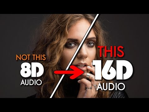 Tove Lo - Glad He's Gone [16D AUDIO | NOT 8D / 9D] 🎧 [ASMR]