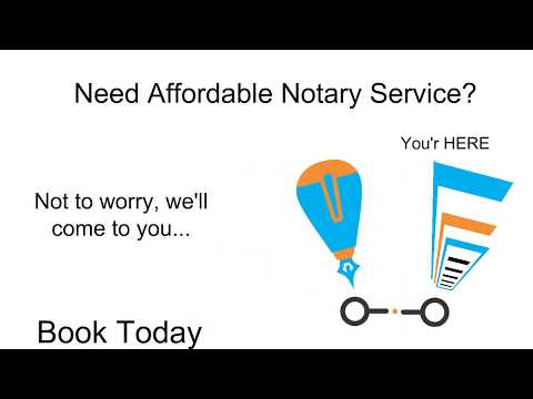 Mobile Notary Attorney Johannesburg