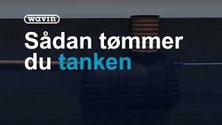 Wavin Tryknedsivningstank - Driftvejledning(, 2012-02-28T10:34:05.000Z)
