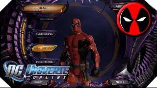 Deadpool - DC Universe Online - MarcusGralick
