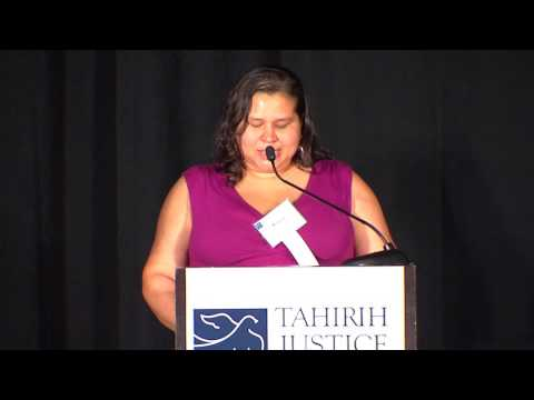 Aracely's Speech | Tahirih's 20th Anniversary Gala