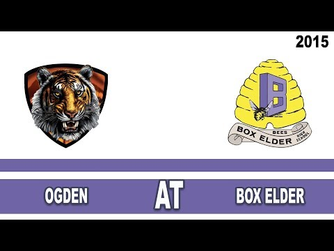 Football: Ogden at Box Elder High School Utah 2015