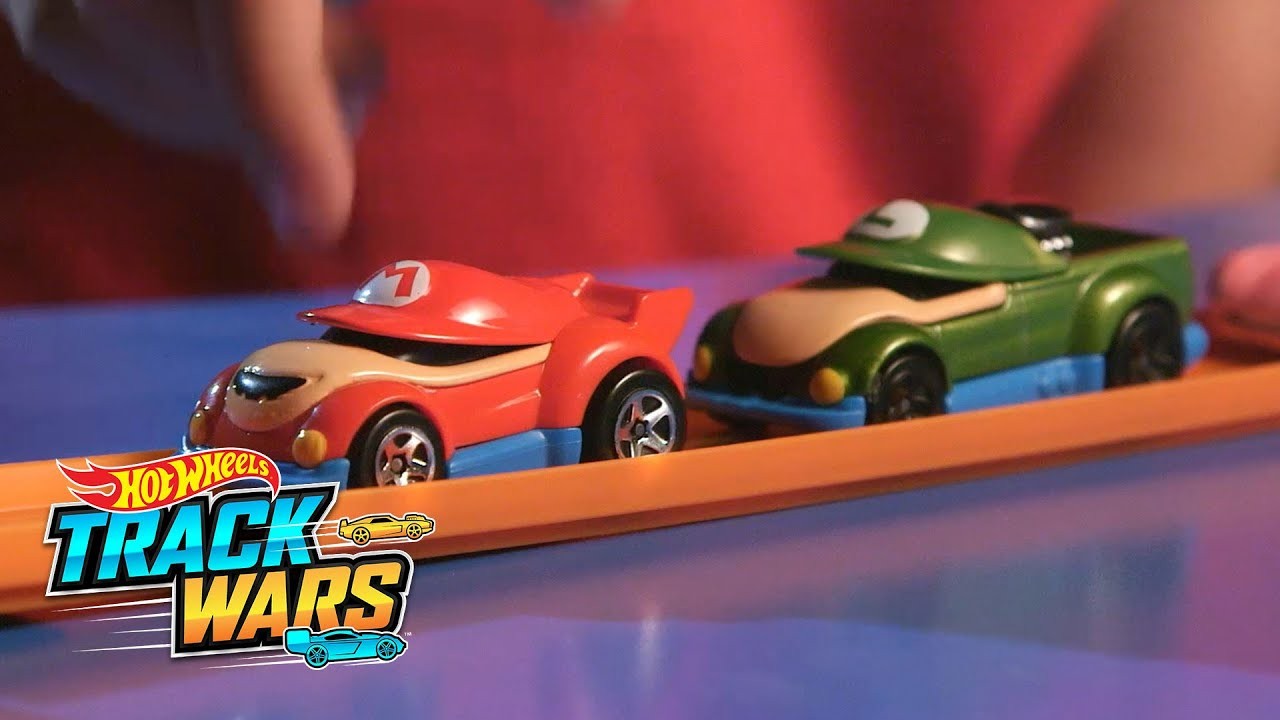 Special Edition Super Mario Bros Track Wars Hot Wheels Youtube