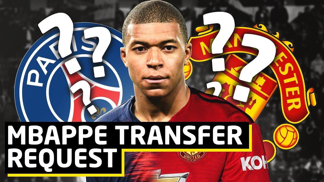 Mbappe Transfer