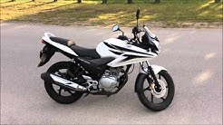 Honda CBF 125 user review