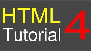 HTML Tutorial for Beginners - 04 - Creating a table Mp3