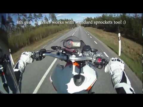 KTM 990 SMR - Ride It Like You Stole It!