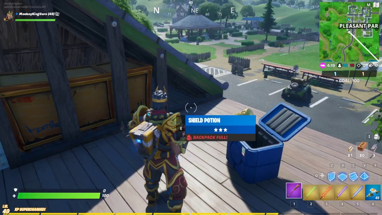 Where to find a Lightsaber in Fortnite: Chapter 2 (Star ...