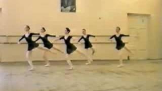Vaganova Academy,3rd Grade, Novitskaya/Gortchakova part 7