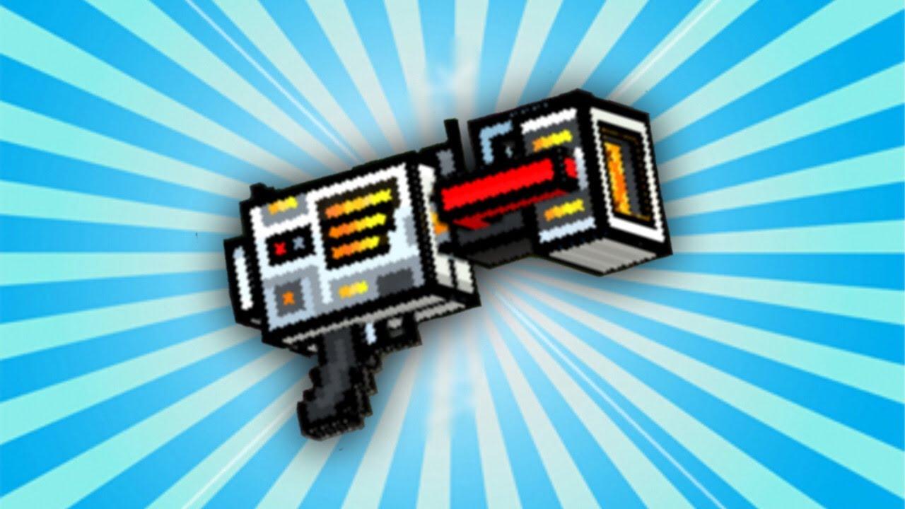 Pixel Gun 3d 2