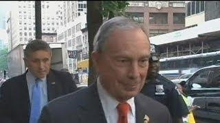 Des lettres avec de la ricine envoyées au maire de New York
