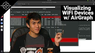 Visualize WiFi Relationships with AirGraph-ng | HakByte