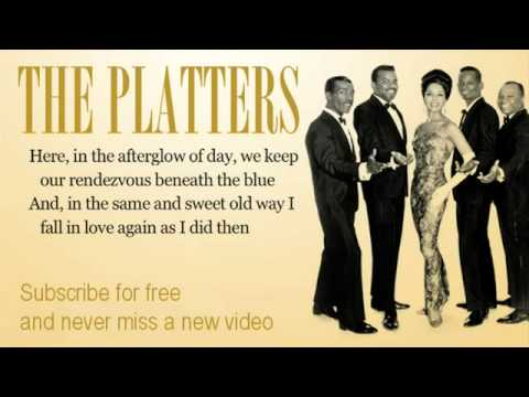 The Platters  Twilight Time  Lyrics