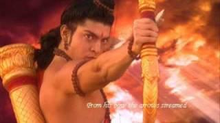 Ramayan Title Song.wmv