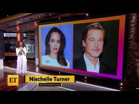 Angelina Jolie accuses Brad of domestic violence in new papers. Entertainment Tonight!