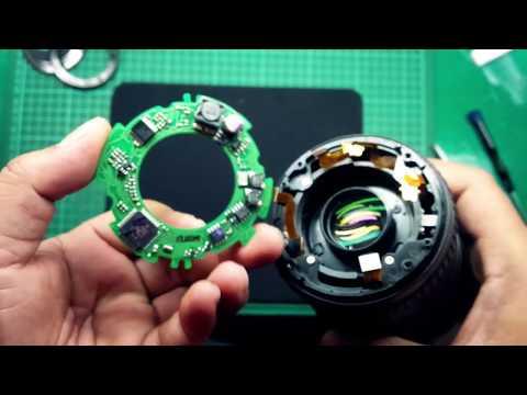 Cuci Lensa Canon 17-40mm USM L series  / Clean your dSLR lens