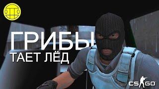 CS GO ГРИБЫ-Тает лед (ПАРОДИЯ)