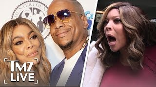 Wendy Williams Files for Divorce from Husband Kevin Hunter | TMZ Live