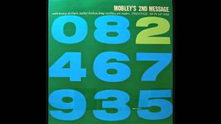 Hank Mobley. Mobley
