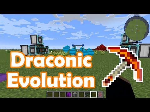 Draconic Evolution : Quick Start Guide!