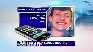 Student recounts 'heinous' high school shooting