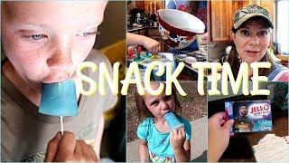 Homemade Popsicles 🍧 Like Grandma Made - Large Family Frugal Snack