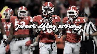 Georgia vs Alabama Hype Video   
