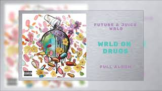 Future & Juice WRLD - Jet Lag Ft. Young Scooter (WRLD ON DRUGS)
