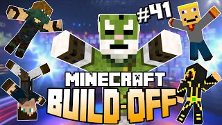 Minecraft Build Off #41 - QUIZ!