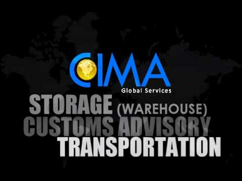 CIMA Customs Broker & CIMA Services