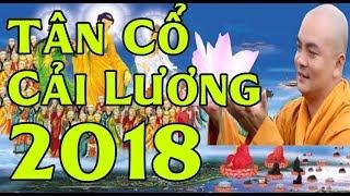 Tân Cổ Cải Lương Phật Giáo Mới Nhất 2018 | Ca Cổ Phật Giáo Hay Nhất 2018 | Thích Nghiêm Bình thumbnail
