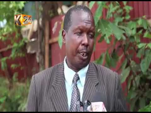 Kangema Dep OCPD defends shooting of a 19-year old boy by a police officer