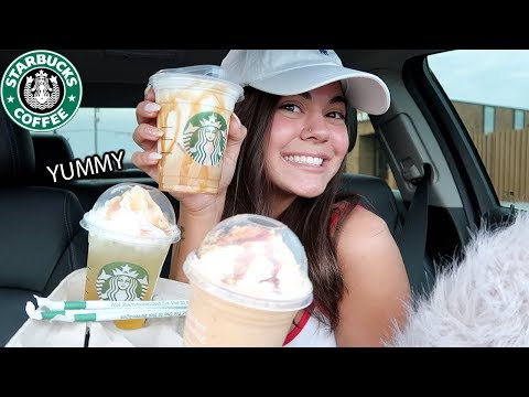 Letting Starbucks Baristas Pick My Drinks for a Week...
