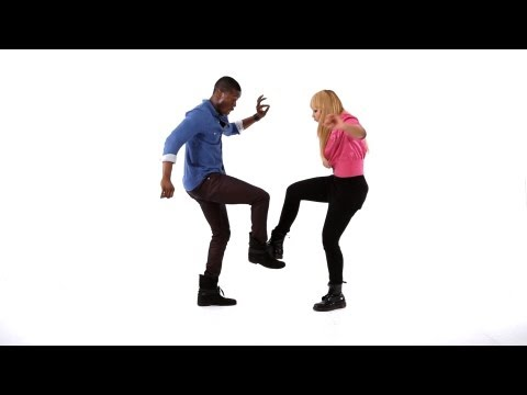 How to Do Old School Dance Party Moves | Sexy Dance Moves