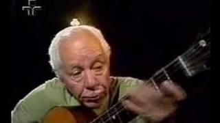 """Silvio Caldas canta """"Chão de Estrelas"""" - 1978"""