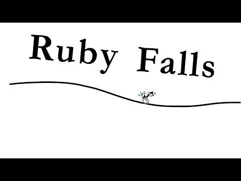 Ruby Falls: A Line Rider Short Film